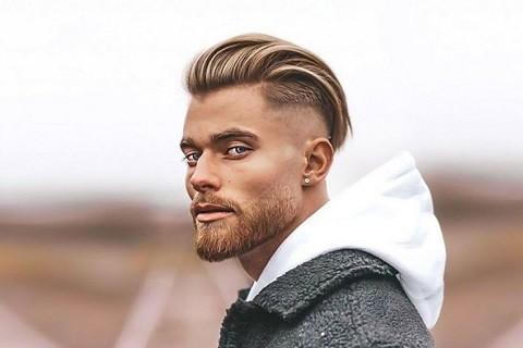 جدیدترین مدل مو مردانه 2020 ( فید قطره ای - 10 مدل )