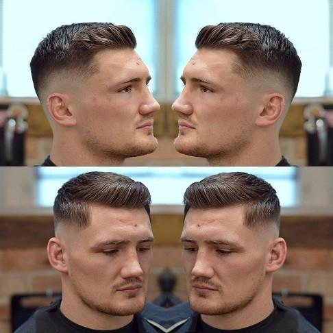 مدل مو مردانه برای موهای طلایی 2020