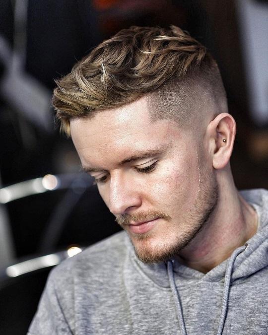مدل مو کوتاه 2021 مردانه