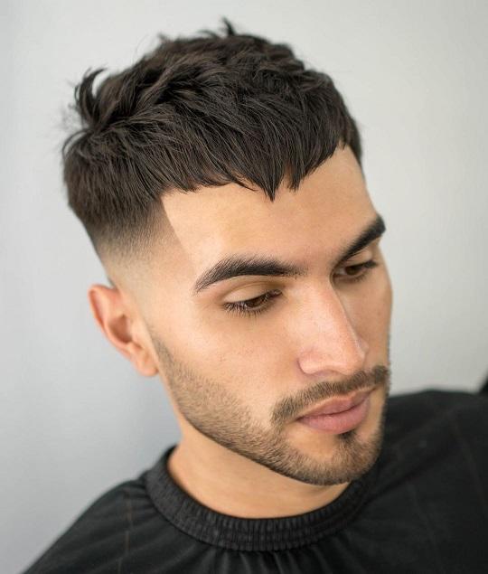مدل مو 2021 مردانه کوتاه