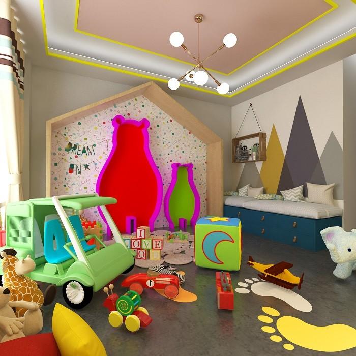 آرایشگاه کودک تهرانپارس