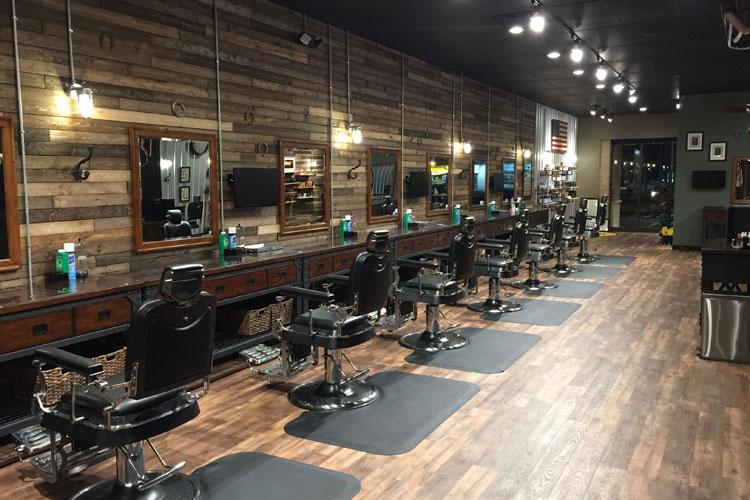 بهترین دیزاین سالن آرایشگاه مردانه