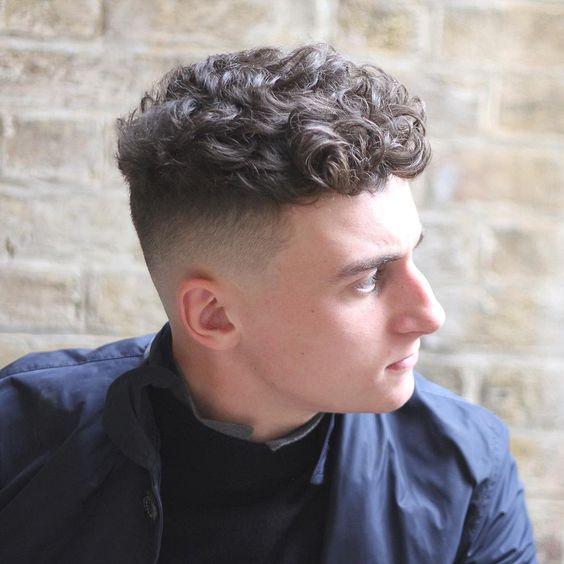 سایه برای موهای فر مردانه 2020