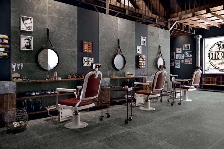 سبک طراحی آرایشگاه مردانه 2020