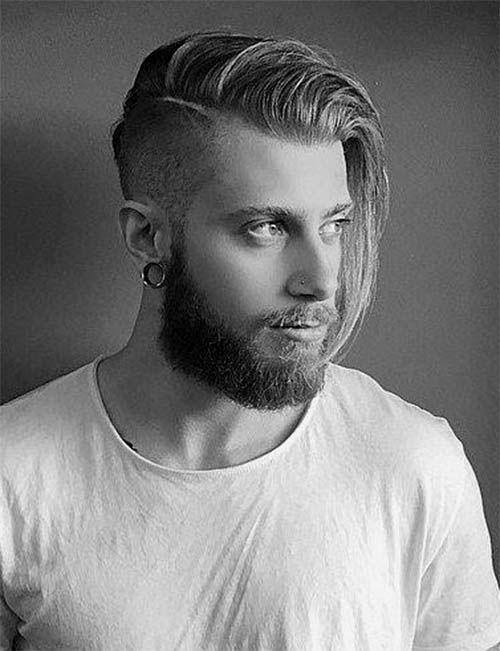 مدل مو بلند مردانه2021