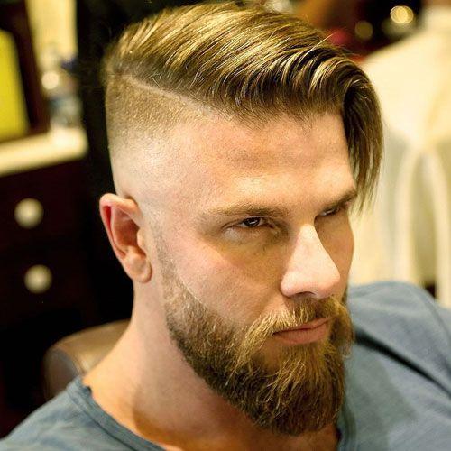 مدل مو مردانه 2021 آندرکات روی بلند