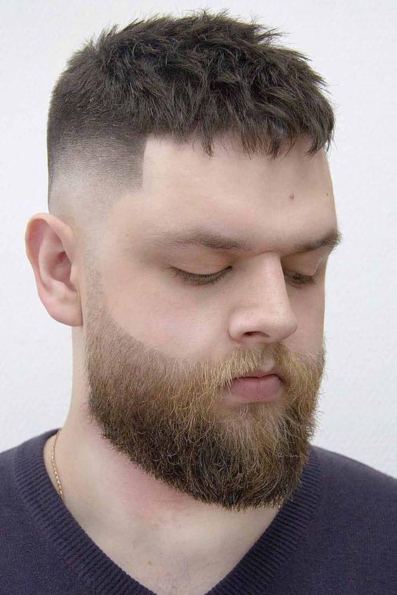 مدل مو کوتاه مردانه سال 2021