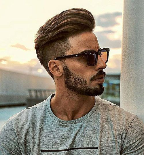 پمپادور مدل موی مردانه 2021