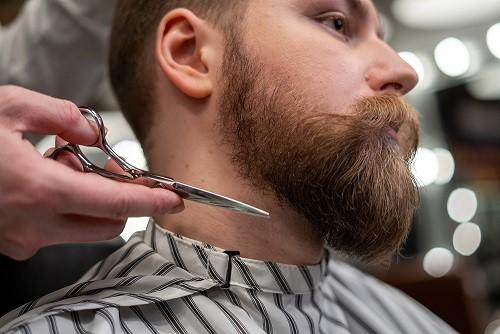خط ریش گردن را محو کنید