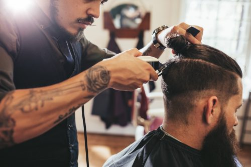 خلاقیت در آرایشگری