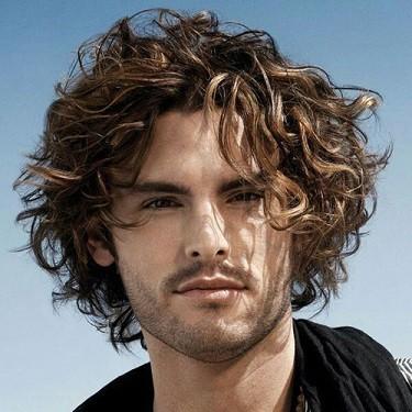 مدل مو شلخته بلند مردانه 2021