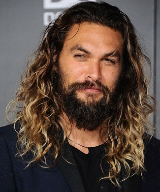 مدل مو شلخته مردانه برای موی بلند