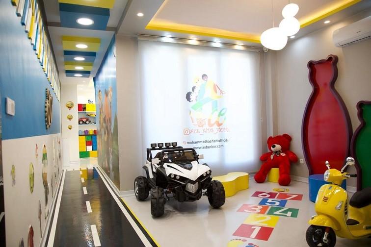 آرایشگاه تخصصی کودک آس