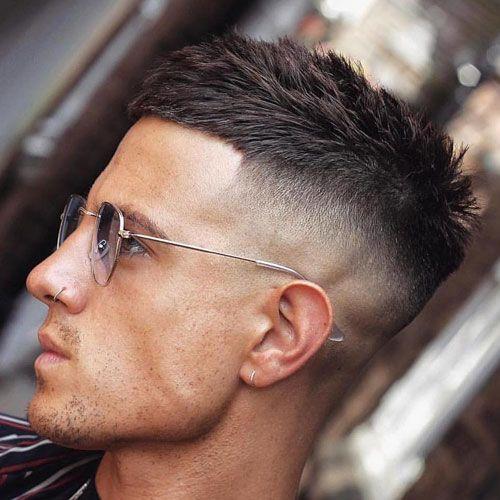 مدل مو کات فرنچ مردانه 2021