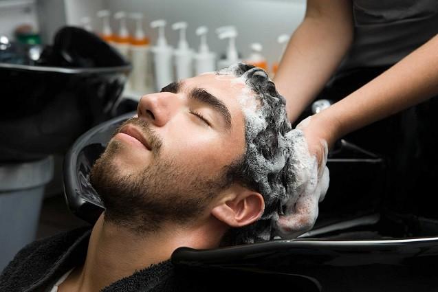 پوست سر خود را تمیز نگه دارید
