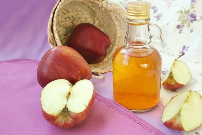 دستور العمل های مراقبت از مو با سرکه سیب