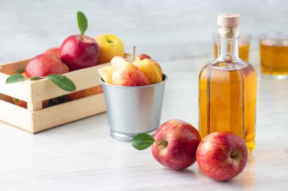 فواید سرکه سیب برای مو بیشمار است ! تاثیرات سرکه سیب برای مو