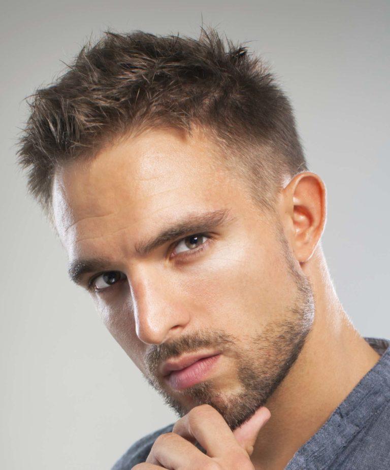 مدل مو تیغ تیغی یا (تیغ دار