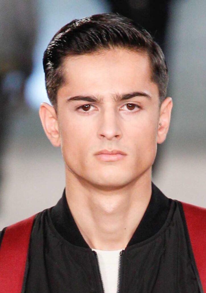 مدل مو ساده مردانه مینیمال 2021