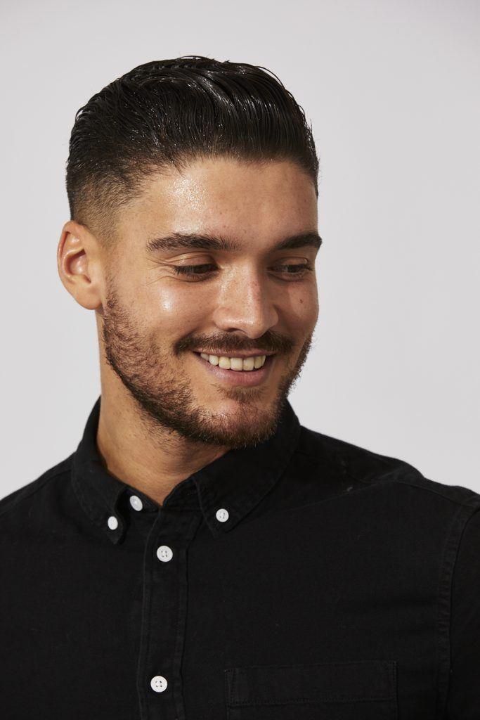 مدل مو پمپادور ساده مردانه 2021